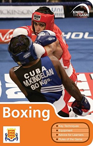 9780713676969: Boxing (Know the Game)