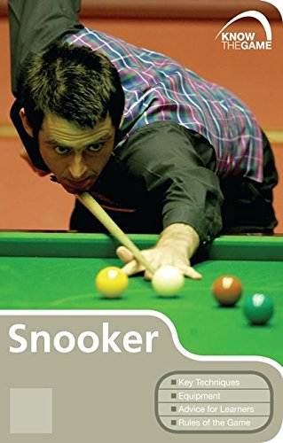 9780713676990: Snooker (Know the Game)