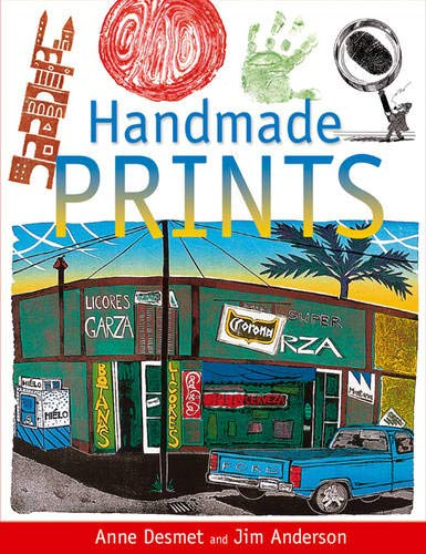9780713677089: Handmade Prints: An Introduction to Creative Printmaking without a Press