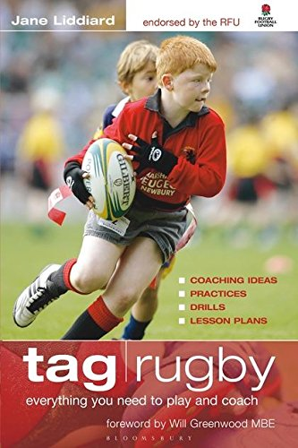 9780713677409: Tag Rugby: Everything You Need to Know to Play and Coach