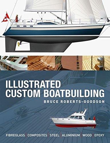 9780713677492: Illustrated Custom Boatbuilding