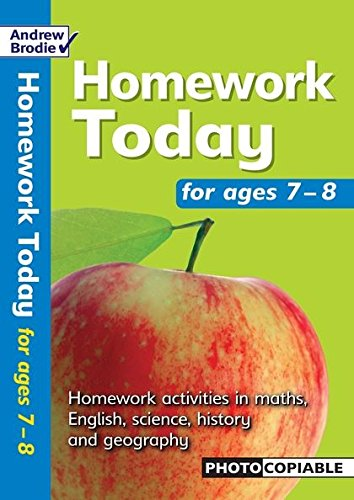 9780713677621: Homework Today: For Ages 7-8 (Homework Today)