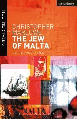 Jew of Malta: Marlowe, Christopher