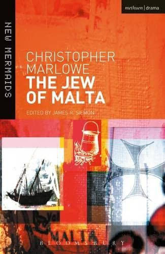 9780713677669: The Jew of Malta (New Mermaids)