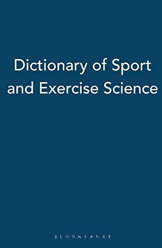 9780713677850: Dictionary of Sport and Exercise Science (Sports Science)
