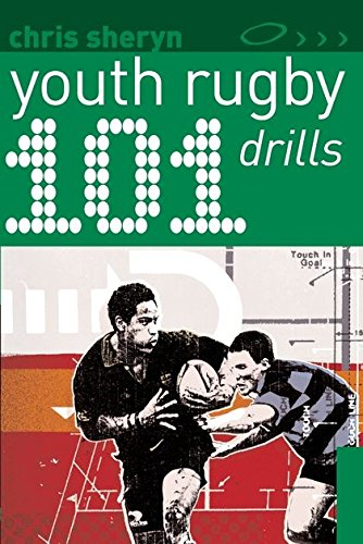 9780713678024: 101 Youth Rugby Drills