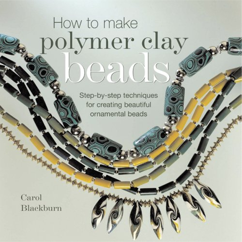 9780713678598: How to Make Polymer Clay Beads