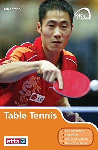 9780713678994: Table Tennis (Know the Game)