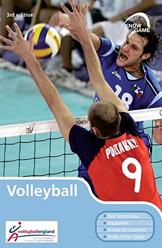 9780713679007: Volleyball (Know the Game)