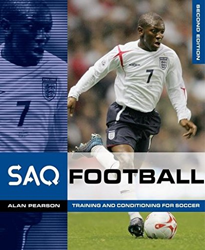 9780713679014: SAQ Football: Speed, Agility and Quickness for Football