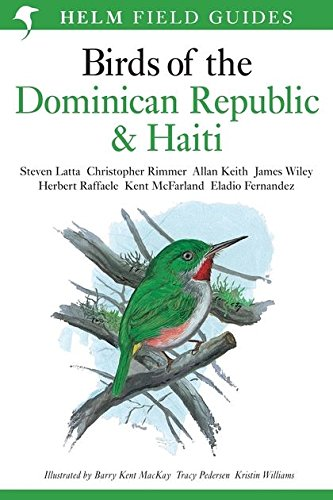 9780713679052: Birds of the Dominican Republic and Haiti (Helm Field Guides)