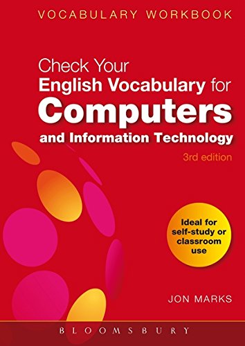 9780713679175: Check Your English Vocabulary for Computers and Information Technology