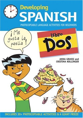 9780713679212: Developing Spanish: Photocopiable Language Activities for Beginners: Bk. 2