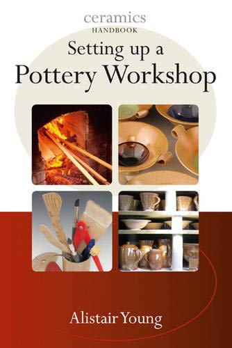 9780713679380: Setting Up a Pottery Workshop