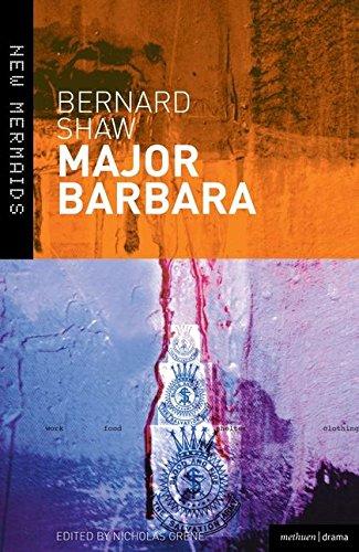 9780713679953: Major Barbara (New Mermaids)