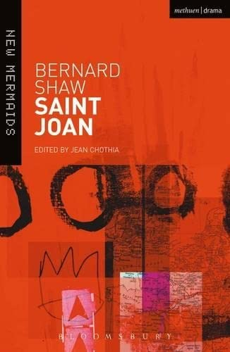 9780713679960: Saint Joan (New Mermaids)