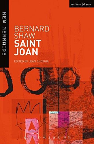 9780713679960: Saint Joan (New Mermaids)