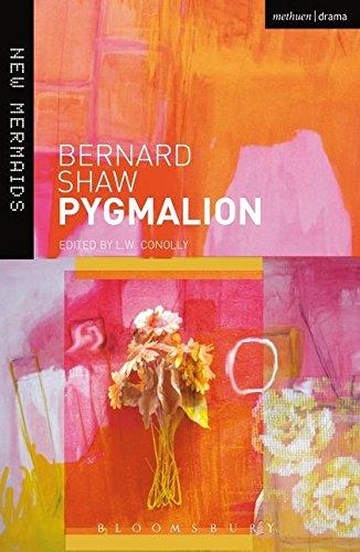 Pygmalion (New Mermaids): Bernard Shaw