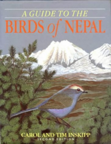9780713681093: Guide to the Birds of Nepal (Helm Field Guides)