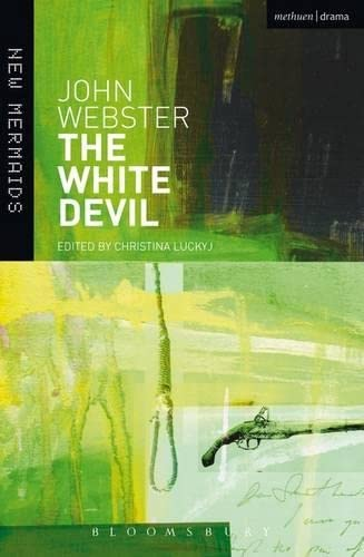 9780713681376: The White Devil (New Mermaids)