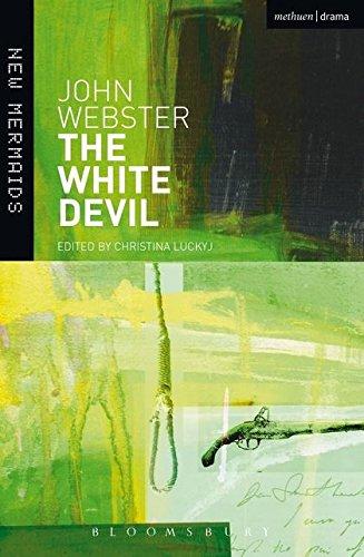 9780713681376: The White Devil (New Mermaids)
