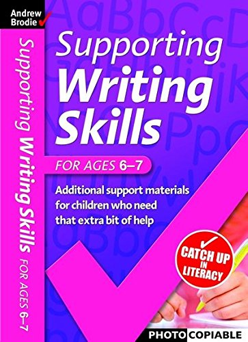 9780713681574: Supporting Writing Skills 6-7