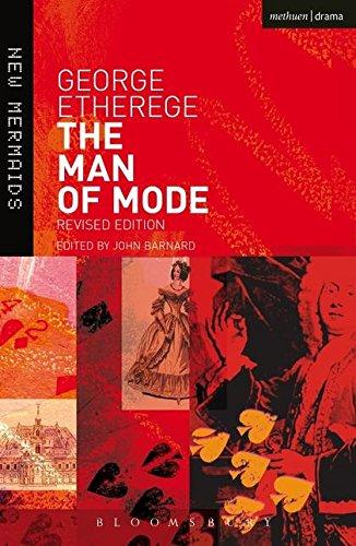 9780713681932: The Man of Mode (New Mermaids)