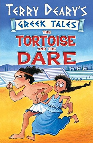 9780713682205: The Tortoise and the Dare: Bk. 2 (Greek Tales)