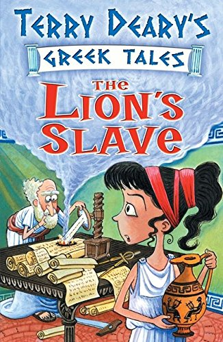 9780713682229: The Lion's Slave (Greek Tales)