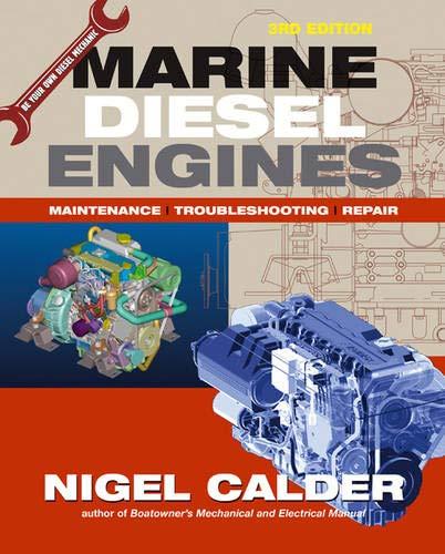 9780713682663: Marine Diesel Engines: Be Your Own Diesel Mechanic - Maintenance, Troubleshooting and Repair