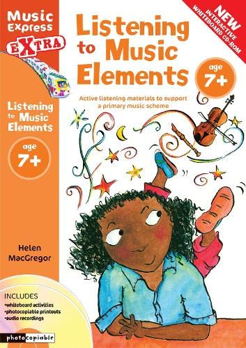 9780713682960: Listening to Music Elements Age 7+