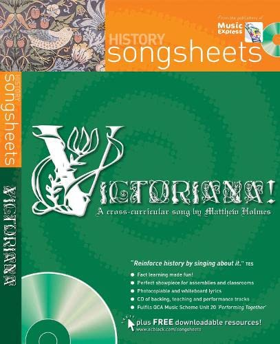 9780713683097: Victoriana!: A Cross-curricular Song by Matthew Holmes (Songbooks)