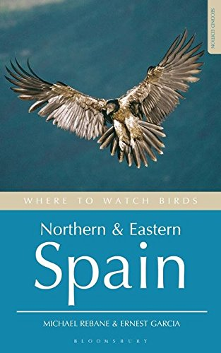 9780713683141: Where to Watch Birds in Northern and Eastern Spain