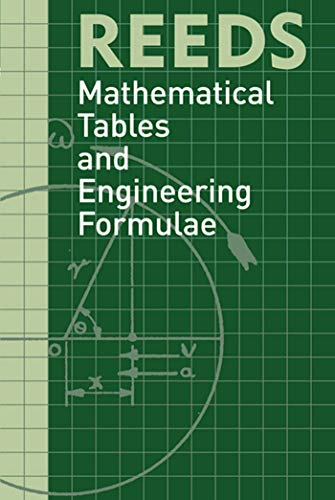 9780713683431: Reeds Mathematical Tables and Engineering Formulae