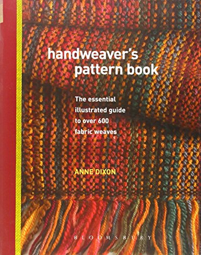 9780713684117: Handweaver's pattern book: the essential illustrated guide to over 600 fabric weaves