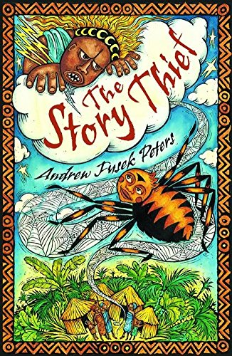 9780713684216: The Story Thief (White Wolves: Stories from Different Cultures)