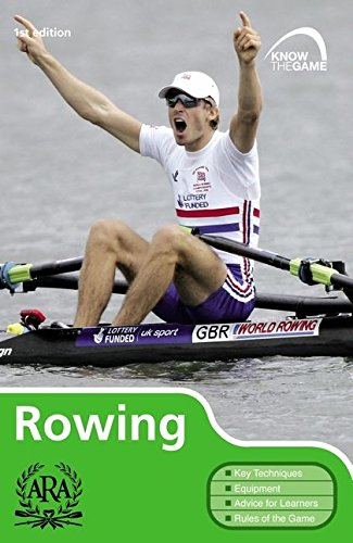 9780713684315: Rowing (Know the Game)