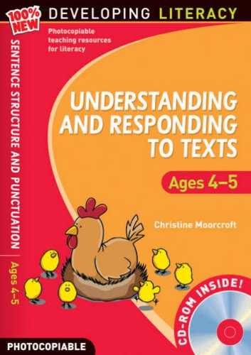 9780713684339: Understanding and Responding to Texts: Foe Ages 4-5 (100% New Developing Literacy)