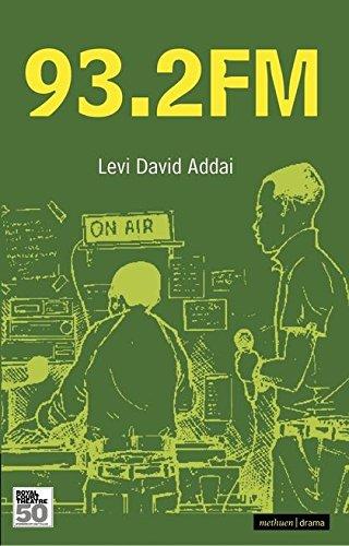 93.2FM (Methuen Drama): Levi David Addai