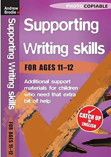 9780713684384: Writing Skills 11-12 (Supporting Writing Skills)