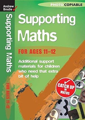 9780713684391: Maths 11-12 (Supporting Maths)