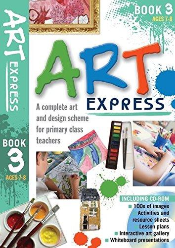 9780713684827: Art Express: Bk. 3