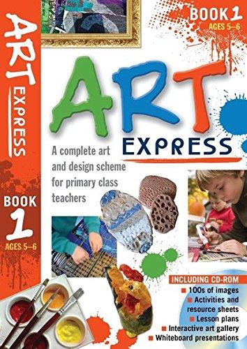 9780713684841: Art Express: Bk. 1