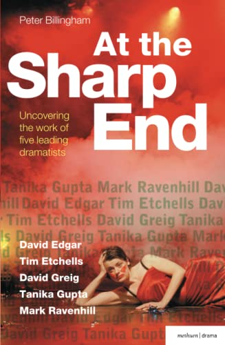 At the Sharp End: Uncovering the Work: Peter Billingham