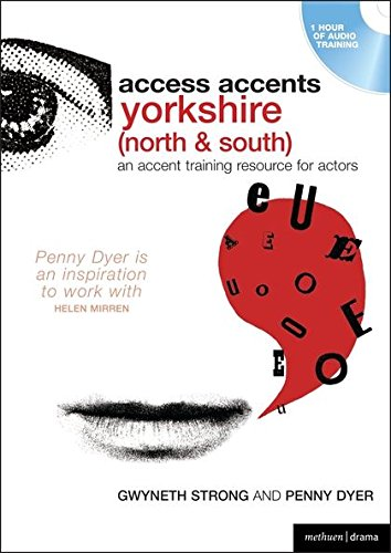 9780713685190: Yorkshire (North & South): An Accent Training Resource for Actors (Performance Books)