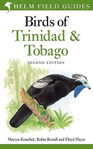 9780713685442: Birds of Trinidad and Tobago (Helm Field Guides)