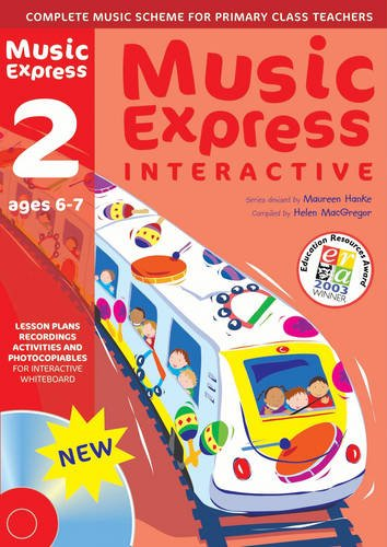 9780713685961: Music Express Interactive - 2: Ages 6-7: Site License