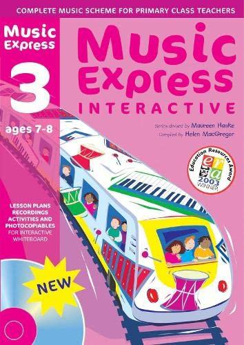 Music Express Interactive - 3: Site License: MacGregor, Helen, Hanke,