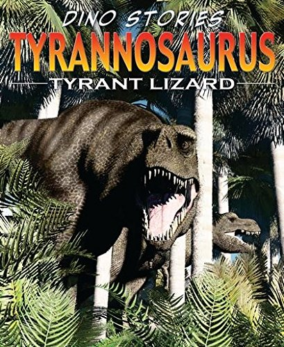 9780713686197: Tyrannosaurus Rex (Dino Stories)