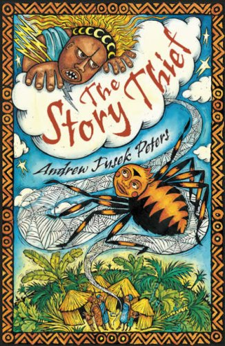 9780713686203: The Story Thief (White Wolves)